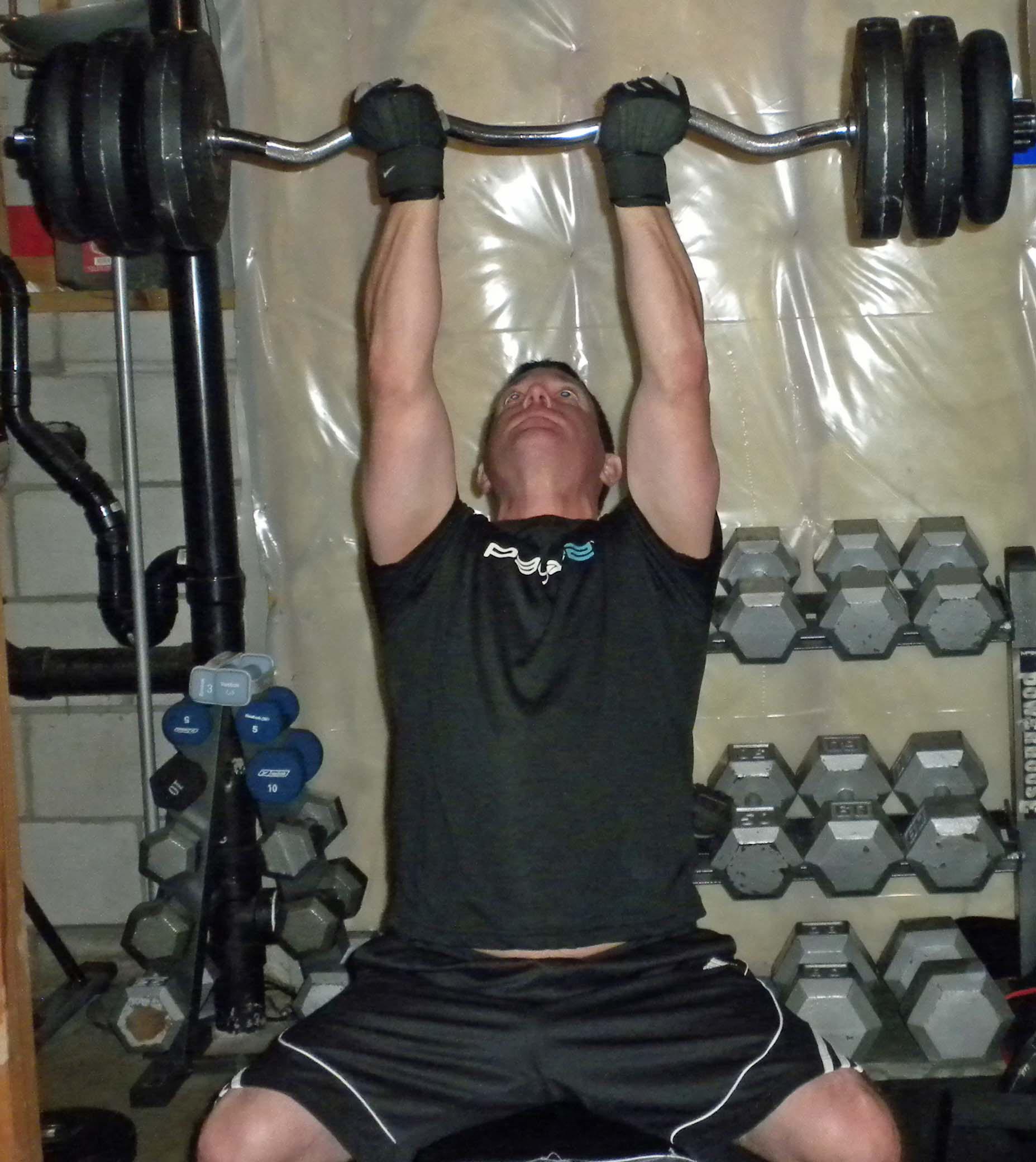 Body Beast Bulk Shoulders Workout