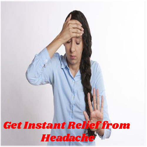 How to Get Relief from a migraine headache without medicine