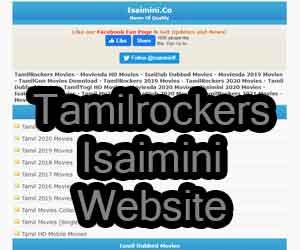 Tamilrockers isaimini