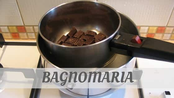 How To Say Bagnomaria