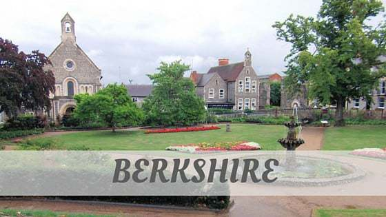 How To Say Berkshire
