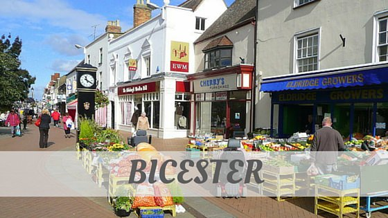 How To Say Bicester