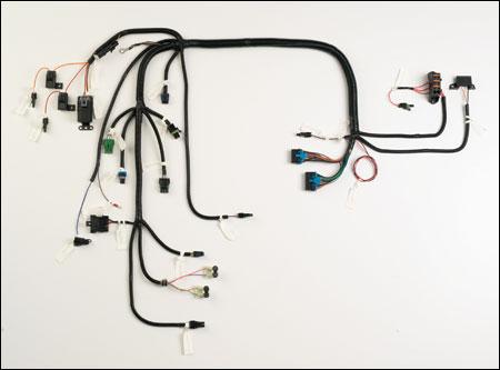 h9395 tbi harness universal for 1991 95 trucks howell efi rh howellefi com TPI Wiring Harness 86 Corvette TPI Wiring-Diagram