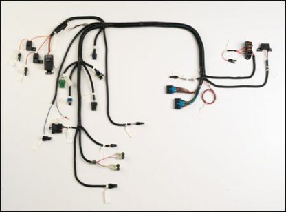 #H9395 - TBI HARNESS: Universal for 1991-95 Trucks