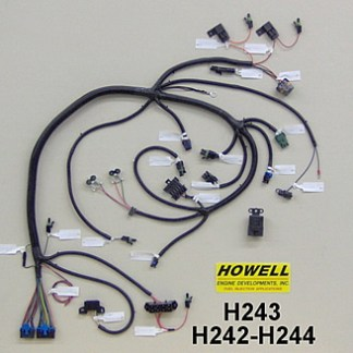 Wiring Harnesses Only Archives Howell Efi Conversion Wiring Harness Experts