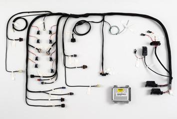 #HY14TD - LS6 HARNESS: 2001-04 6.0L w/ Electronic Transmission 4L60E/4L65E, Drive by Wire