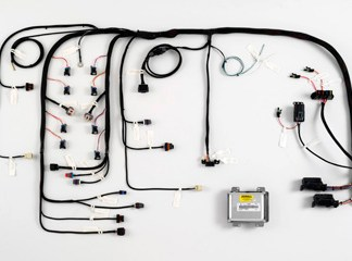 #HY14D - LS6 HARNESS: 2001-04 6.0L w/manual transmission, Drive by Wire