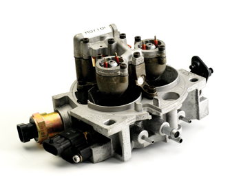 #H57TBI - TBI UNIT: 500 CFM GM 2-bbl Replacement for 350 V-8