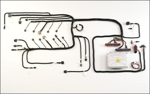 Super Hvl81Td Gen Iii Vortec Harness 2002 07 8 1L W 4L80E Wiring 101 Akebretraxxcnl