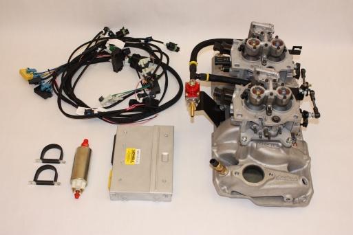 HT2X4SB/HT2X4SBD - TBI KIT: Chev V-8 & Universal Twin TBI kit ... on obd2 to obd1 jumper harness, gm wiring gauge, gm alternator harness, gm wiring alternator, gm wiring connectors, radio harness,