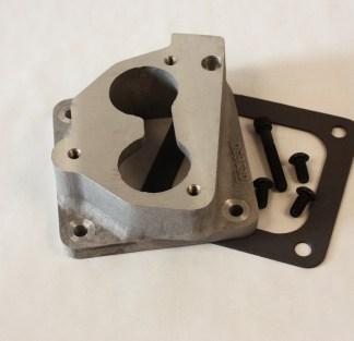 #HC258 - TBI Adaptor for Clifford L-6 Jeep intake manifold