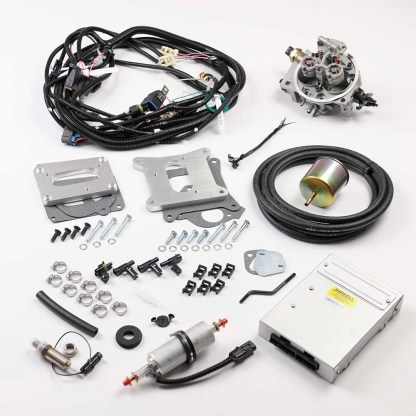 HE500 Cadillac 500 CID TBI Conversion Kit
