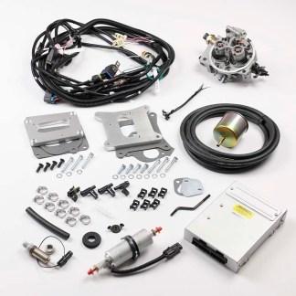 #HJ283 283 CID I6 Jeep TBI Conversion Kit