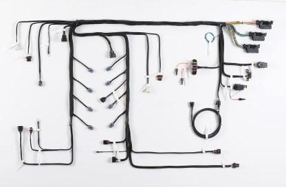 #HVL435846T 2014+ EcoTec3 4.3L V6 LV3-C truck wiring harness (6L80/90 transmission)