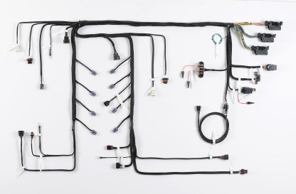 #HVL535846T 2014+ EcoTec3 5.3L V8 L83-C Truck Wiring Harness (6L80/90 Trans)