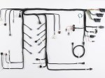 #HY625846 - Corvette LT1 (2014+) Manual Transmission Swap Wiring Harness