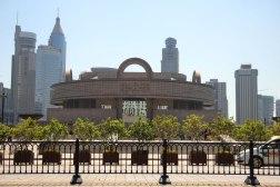 Imponujący budynek Shanghai Museum