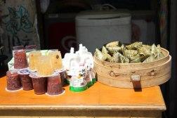Tradycyjny koszyk do gotowania na parze i ... gołąbki? :)