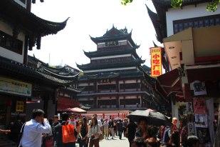 Na zakup pamiątek najlepszy Bazar Yuyuan