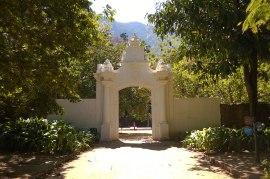 Dawna prochownia - Ogród Botaniczny w Rio
