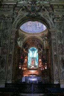 Wnętrze dawnej katedry