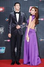 Lee Ki Woo & Stephanie Lee