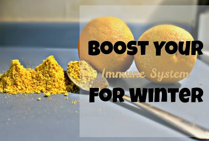 5 Ways to Naturally Boost Your Immune System