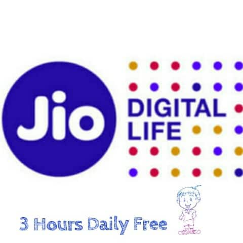 Jio 4G 3 Hours Daily [Night 2Am to 5Am] Free Unlimited Internet Speed Kaise Chalaye in Hindi