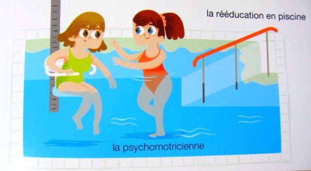 Psychomotricienne livre Milan