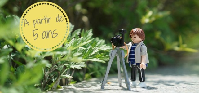 Le roman photo … ou quand les jouets prennent vie !