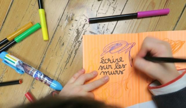 écrire sur les murs bêtises éditions minus