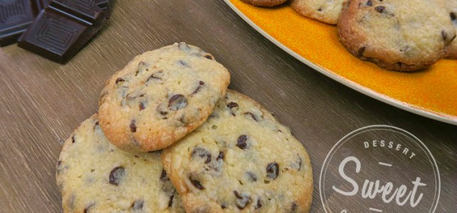 recette cookies avec ses enfants