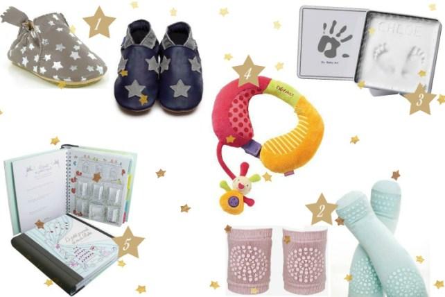 cadeaux Noël bébé utiles