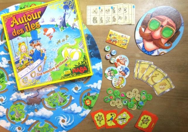 Autour des îles Haba un super jeu d'aventure dès 6 ans