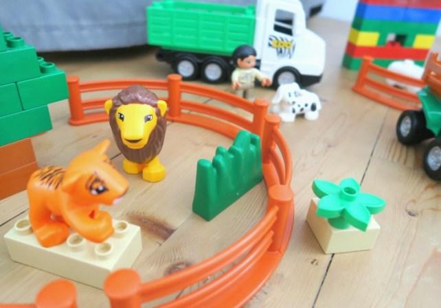 Lego Duplo a partir de quel age