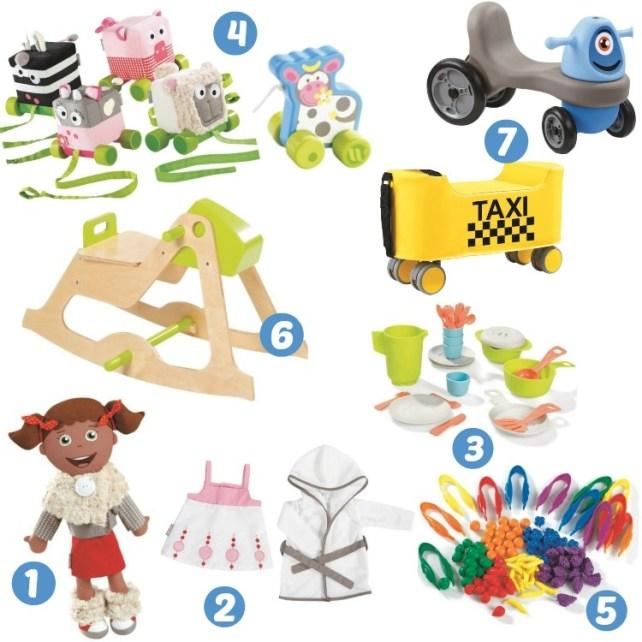 selection produits Wesco family pour enfant 1 an