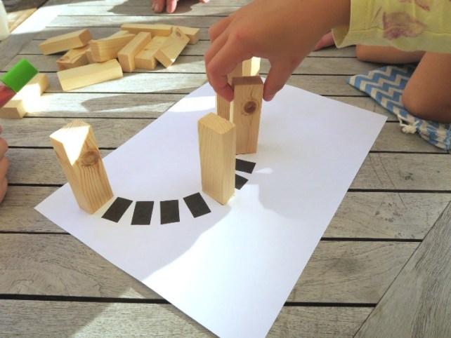 Anniversaire Fort Boyard les dominos