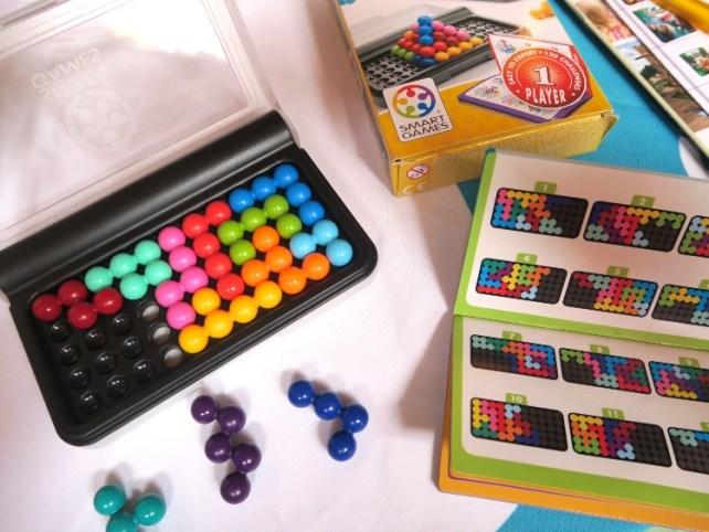 IQ Fit smart games jeu avios blog idée cadeau Noël