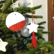 DIY : Nos décorations de Noël en pâte autodurcissante
