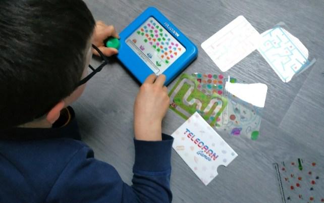 idée cadeau enfant sans écran télécran games