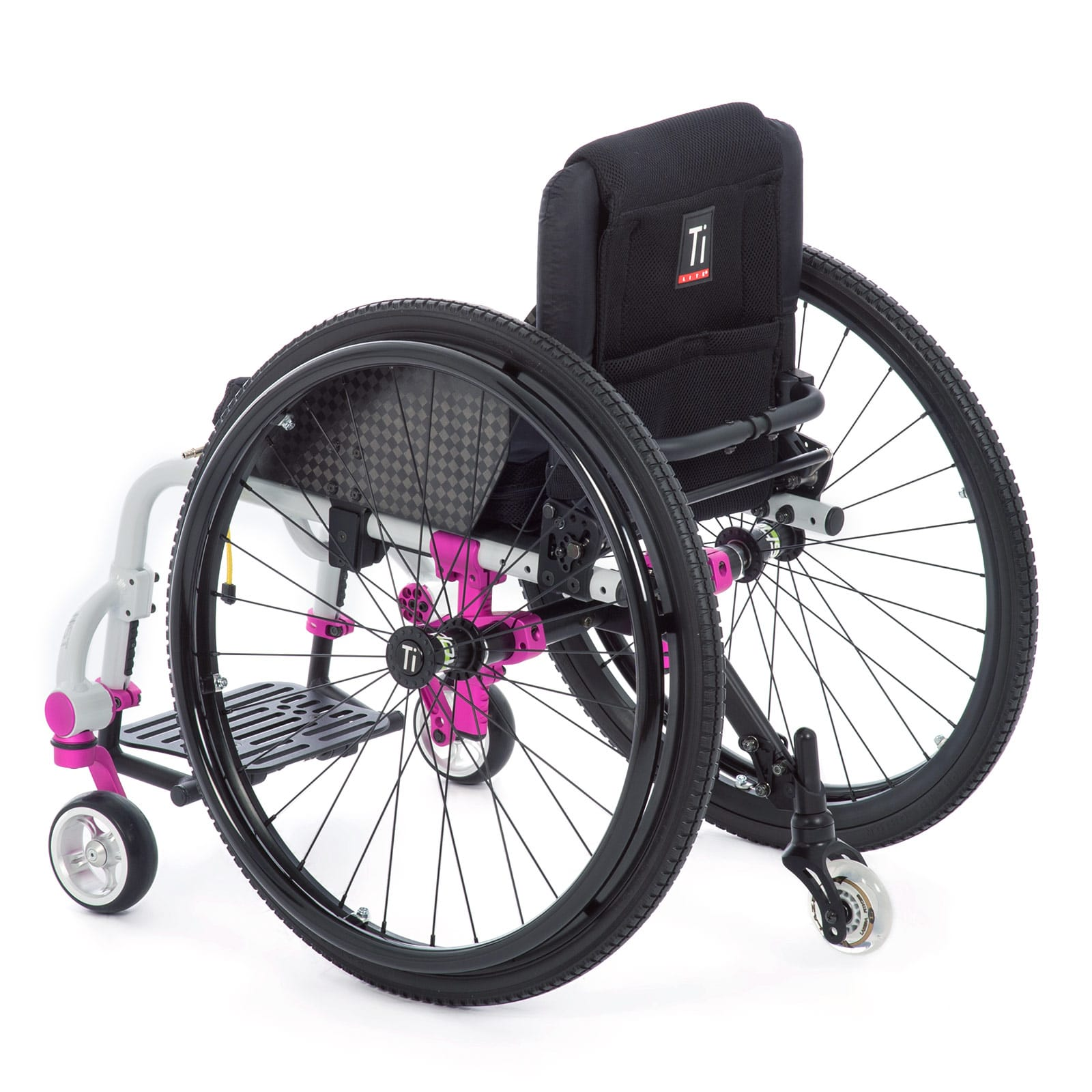 TiLite Twist Growable Youth Wheelchair - FREE SHIPPING!