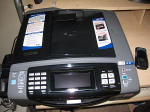 Product Review: Brother 790 CW Printer