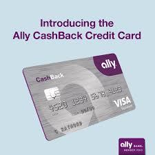 ally cashback card
