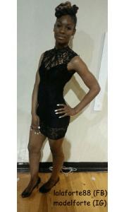 Classic Black Lace!