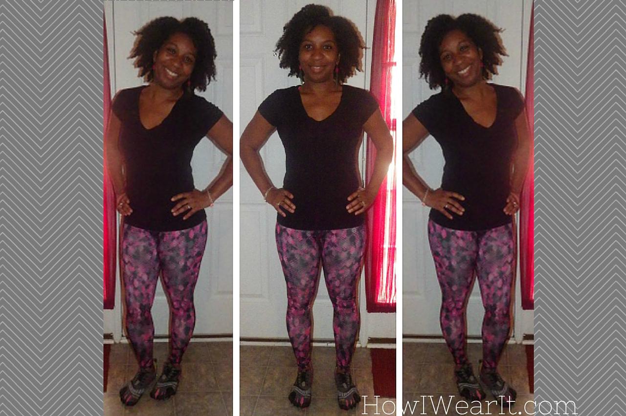 Womens Athletic Wear on How I Wear It