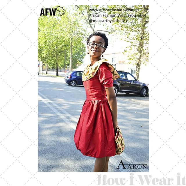 Ruth African Fashion Wear on How I Wear It