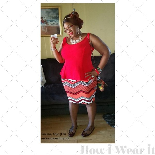 Womens Tank Tops on How I Wear It