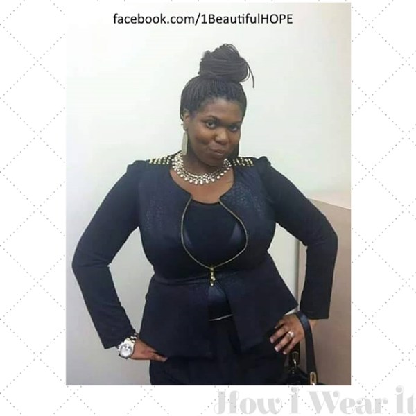 Tiffany Hampton on How I Wear It