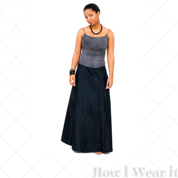 Womens Tank Tops Maxi Skirt Formal on How I Wear It