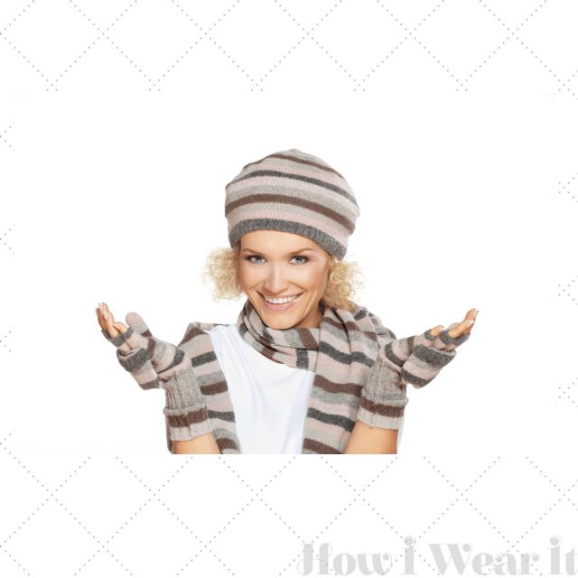 Hats Gloves & Scarves on How I Wear It